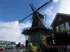 (3/6)オランダ アムステルダム ~ ベルギー ブリュッセル 一人旅 (Koog Zaandijk/Zaanse Schans ザーンセ・スカンス)