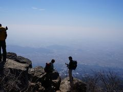 ●筑波山ハイキング