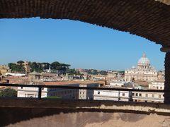 イタリア憧れの街めぐり9日間⑤ ローマ編