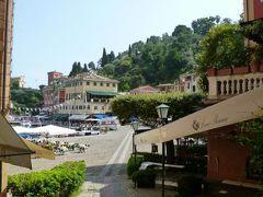 優雅な夏バカンス イタリア・東リビエラの旅♪ Vol126(第11日目午後) ☆ポルトフィーノ:素敵なポルトフィーノの優雅な散策♪