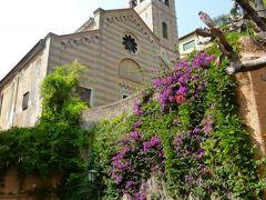 優雅な夏バカンス イタリア・東リビエラの旅♪ Vol127(第11日目午後) ☆ポルトフィーノ:優雅な「S.Martino教会」を鑑賞♪