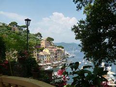 優雅な夏バカンス イタリア・東リビエラの旅♪ Vol128(第11日目午後) ☆ポルトフィーノ:美しい漁村散策とブラウン城へ歩く♪