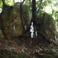 予報に反して… 3 神宿る石