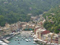 優雅な夏バカンス イタリア・東リビエラの旅♪ Vol131(第11日目午後) ☆ポルトフィーノ:岬の優雅な「ブラウン城」から素晴らしい絶景を楽しむ♪