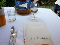 優雅な夏バカンス イタリア・東リビエラの旅♪ Vol136(第11日目夜) ☆ポルトフィーノ:手長エビの名店「Da u Batti」で優雅なディナー♪