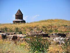 東トルコひとめぐり 8アニ都市遺跡