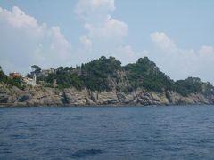 優雅な夏バカンス イタリア・東リビエラの旅♪ Vol145(第12日目午後) ☆サン・フルットゥオーゾ(S.Fruttuoso):サン・フルットゥオーゾから高速船でポルトフィーノへ帰る♪