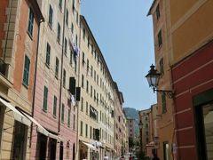 優雅な夏バカンス イタリア・東リビエラの旅♪ Vol158(第13日目午後) ☆カモーリ:メインストリートを優雅な散策♪