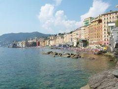 優雅な夏バカンス イタリア・東リビエラの旅♪ Vol159(第13日目午後) ☆カモーリ:「Hotel Cenobio dei Dogi」のプライベートビーチで優雅に過ごす♪