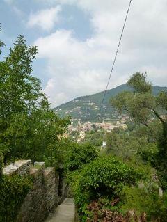優雅な夏バカンス イタリア・東リビエラの旅♪ Vol170(第14日目午後) ☆サン・ロッコ(S.Rocco)~カモーリ:サン・ロッコからカモーリへ素敵なイタリア田舎風景の中を歩く♪