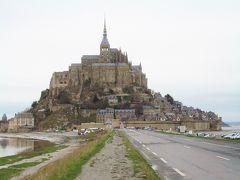 2008年旅行記お引越し パリからモン・サン・ミッシェル 1泊小旅行
