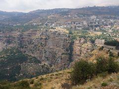 2013.8 レバノン一週8日間(2日目~カディーシャ渓谷と神の杉の森)