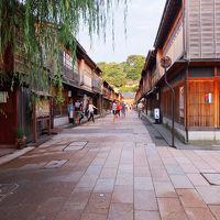 金沢の街(ホテル日航金沢) 2013夏