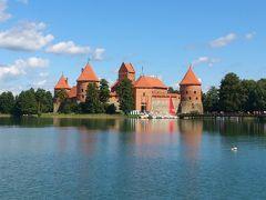 旧ソ連6ヶ国&ルーマニア・ドイツの旅(11) ヴィリニュス&トラカイ