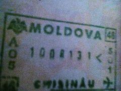 2013スタアラ周遊券で地球一周~#6 泊っただけのモルドバのキシナウ