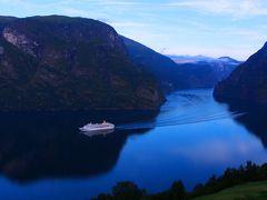 瑠璃色のフィヨルドを巡る☆宿を訪ねて200km!【白夜のFjord 1600kmドライブ〈5〉】
