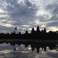 2013年お盆☆格安個人手配で行く初めてのカンボジア旅行記☆アンコールワット他シェムリアップ編