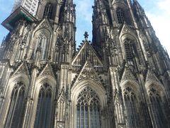 ドイツ・オーストリア家族旅行2013③☆ケルン大聖堂と街歩き編☆