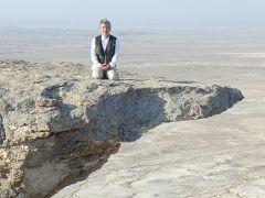パンゲア大陸分裂の面影を残すヤンギ・カラ(トルクメニスタン)