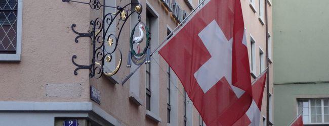 2013年 スイス�(チューリッヒ編)