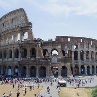 ローマ、フィレンツェ、シチリア島の旅 <1>