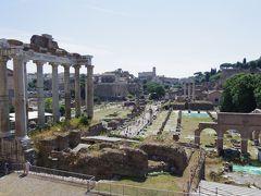 ローマ、フィレンツェ、シチリア島の旅 <2>