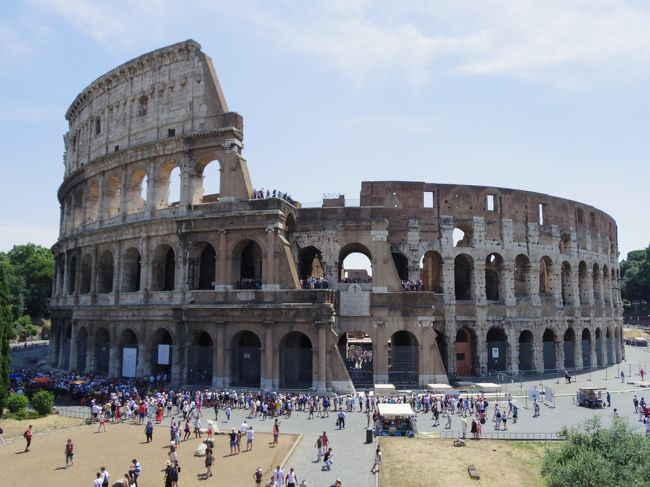 新婚旅行とイタリア映画ロケ地旅へ。<br />映画「グランブルー」「ニューシネマパラダイス」「ローマの休日」など映画ロケ地と世界遺産を巡る旅へ。<br />そして、リベンジ! 以前、スリに合ったので、今回は気持ちよく帰ってくる旅へ。