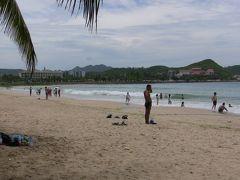 中国のリゾート、海南島(2010年8月)