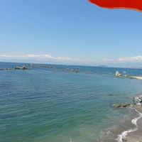 葉山、三崎へ海岸線ドライブ