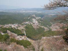 201004_03-桜を見に奈良・京都へ Cherryblossoms in Yoshino / Nara
