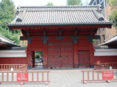 長男が在学中の東京大学散策