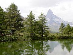 スイス・ツェルマット【ハイキング】スネガ ⇔ グリンジゼー/Grindjesee