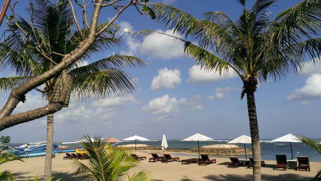 <br /><br />すっかりバリ島専用の旅行記となりつつありますが・・・!<br /><br />今年の夏休みは息子くん初バリへ!<br /><br /><br />短い旅行期間ながらも、ウブドとビーチの美味しいとこ取りの<br /><br />弾丸ツアーに行ってまいりました!