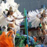浅草サンバカーニバル2013~猛暑の中、50万人の観衆がサンバのリズムにノリノリ、大興奮です~