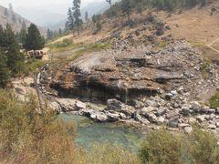 バンクーバーからイエローストーンまで、4300kmのドライブ旅行 ② アイダホ州の温泉