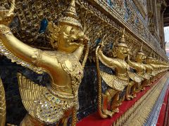 タイ、雨季のバンコク初訪問(2013年8月旅行記)