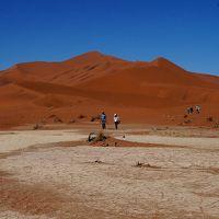団塊夫婦の世界一周絶景の旅2013年・アフリカ編−ナミブ砂漠セルフドライブ紀行