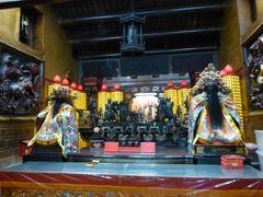 女三代の台湾旅行 その5 4日目(台北霞海城隍廟 帰国 )