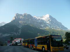 2度目のスイス~⑧~グリンデルワルトへ移動
