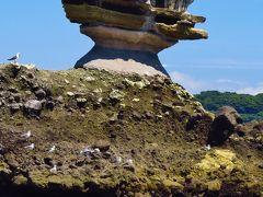 奥松島-3 水島・仁王島・鐘島・毘沙門島を見て帰港  ☆1時間40分の船旅