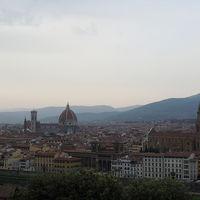 イタリア美食の旅その14 フィレンツェでディナーとノッテビアンカ