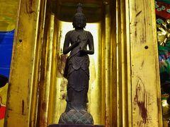 松島-1 瑞巌寺a 御本尊 聖観世音菩薩などを拝観  ☆大書院に安置され