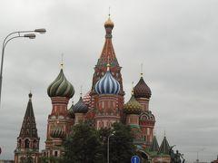 大韓航空で行くロシア サンクトペテルブルグーモスクワ 4日目