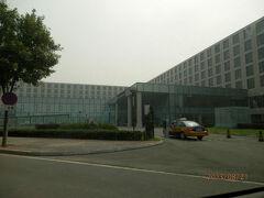 21水曜1日目2午後北京図門長春 前泊する北京首都機場朗豪酒店