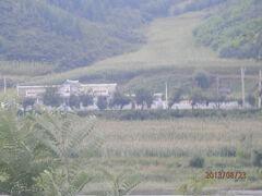 23金曜3日目5午前北京図門長春 図門から延吉まで一般道を希望