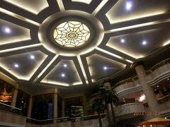 23金曜3日目10よる北京図門長春 長春海航名門酒店HNA HOTEL