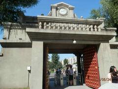 24土曜4日目2午前北京図門長春 長春偽満皇宮 第4夫人のトイレ使用