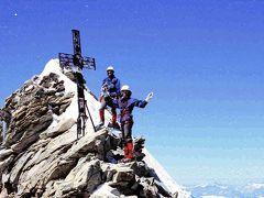 マッターホルン登攀記録とツェルマットスキー