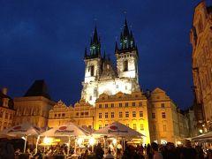チェコ8日間   中世の面影に浸る旅     1