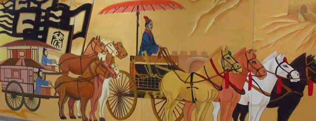 7days in Tibet01★西安★旅のはじまり